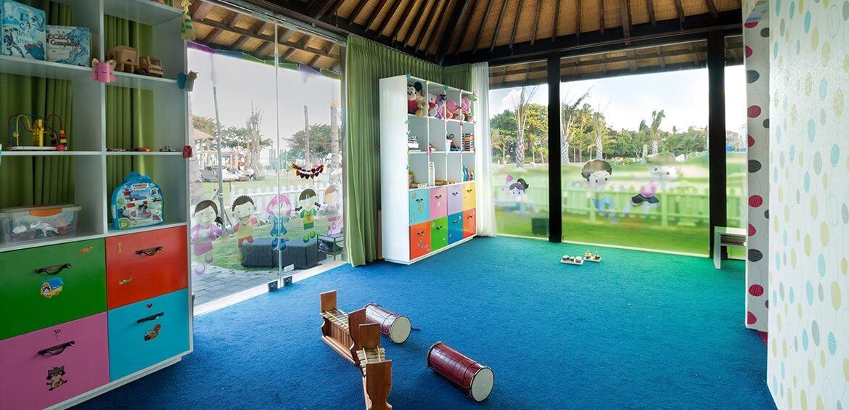 Tamaya Kids Club at INAYA Putri Bali