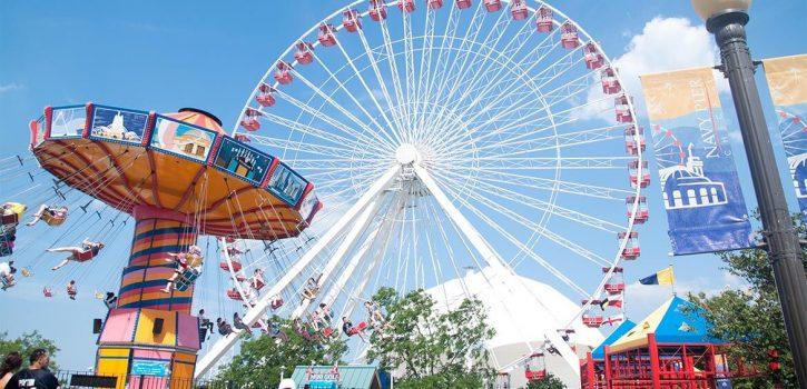 Theme park tour
