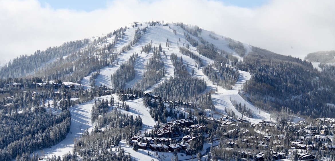 Bald Mountain, Deer Valley Resort © Eric Schramm