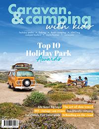 Caravan & Camping with Kids volume 12