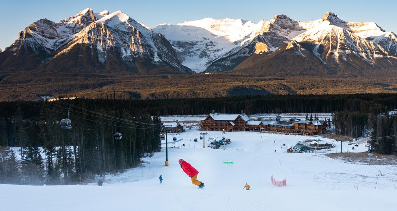 Image courtesy of Banff National Park