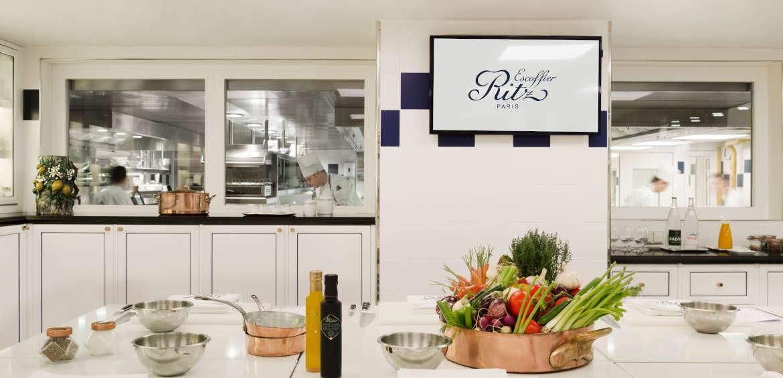 École Ritz Escoffier © Vincent Leroux/Hotel Ritz Paris