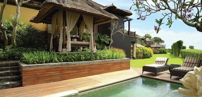 Family villa at AYANA Resort and Spa, BALI