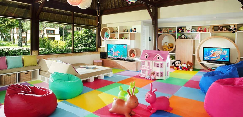 Kids Club at AYANA Resort and Spa, BALI