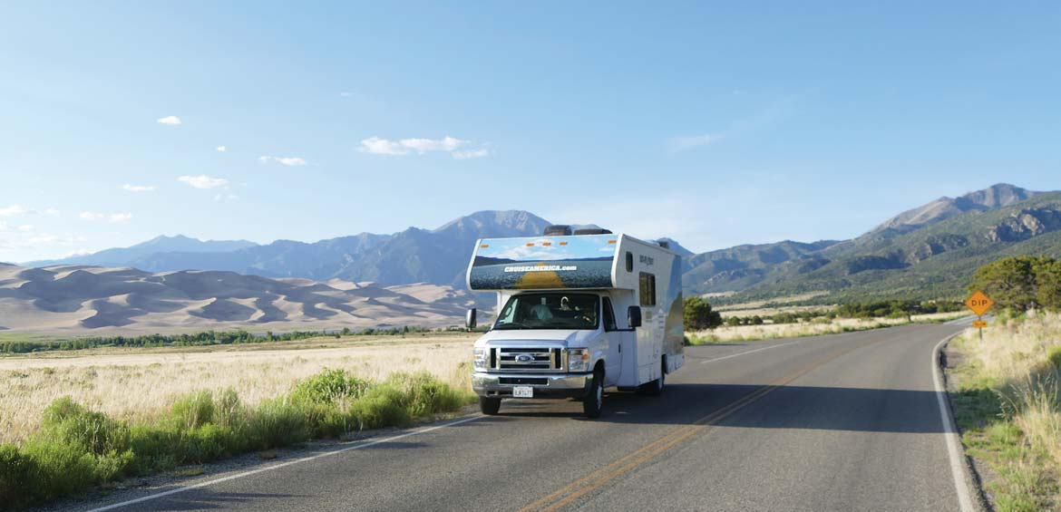 Our Colorado home on wheels
