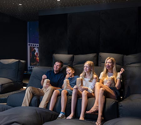 Movie cinema at Novotel Phuket Surin Beach Resort