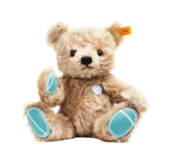 The Return to Tiffany Love teddy bear by Tiffany