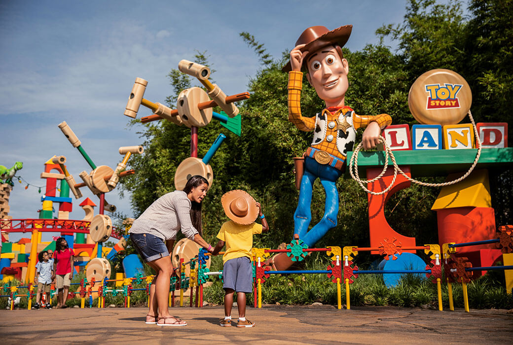 Toy Story Land, Walt Disney World Resort in Florida