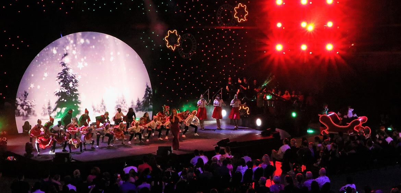 Carols, Christmas in Brisbane