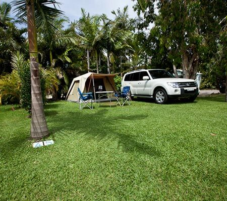 Ensuite Sites, Caravan Sites & Tent Sites