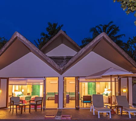 Hudhuranfushi Resort