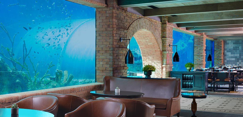 Koral Restaurant, The Apurva Kempinski Bali