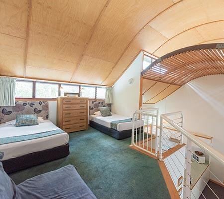 One Bedroom Loft Villa