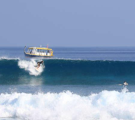 Hudhuranfushi Surf Resort