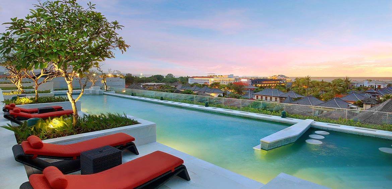 Pool at Aryaduta Bali