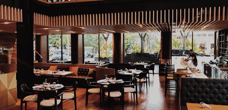 Restaurant at Aryaduta Bali