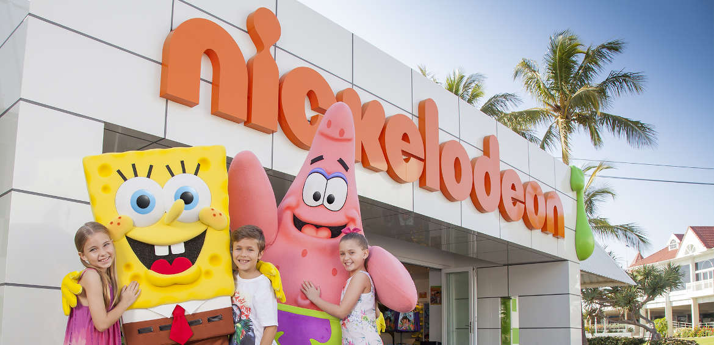 Meet Nickelodeon characters at Sea World