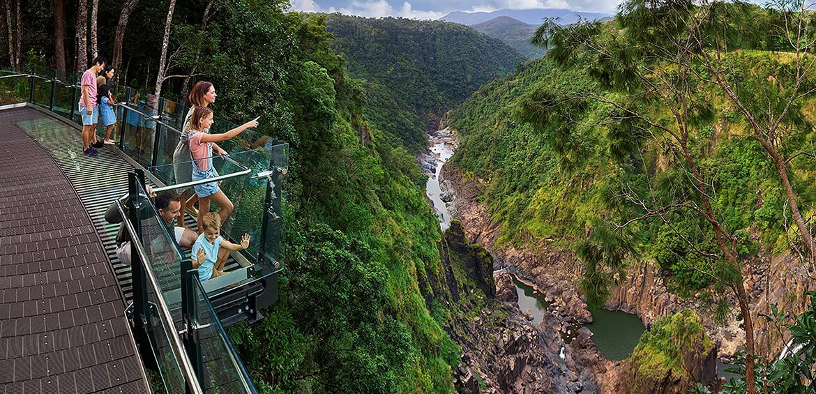 Skyrail lookout