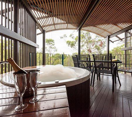 Three Bedroom Spa Villa