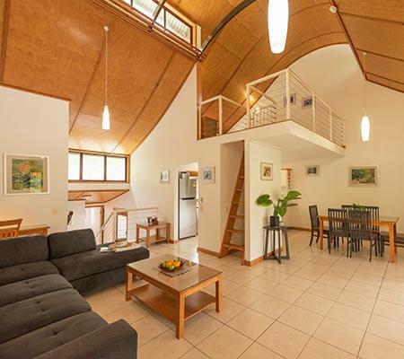 Two Bedroom Loft Villa