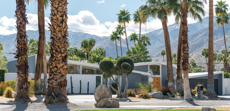 Residential Desert Architecture