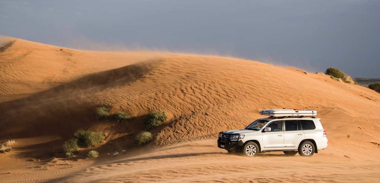 Big Red Sand Dune, Simpson Desert