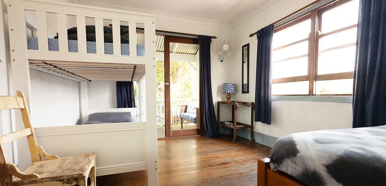 Bellingen YHA family room