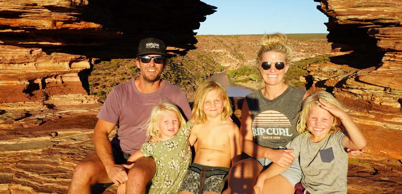 The Lorrimer family