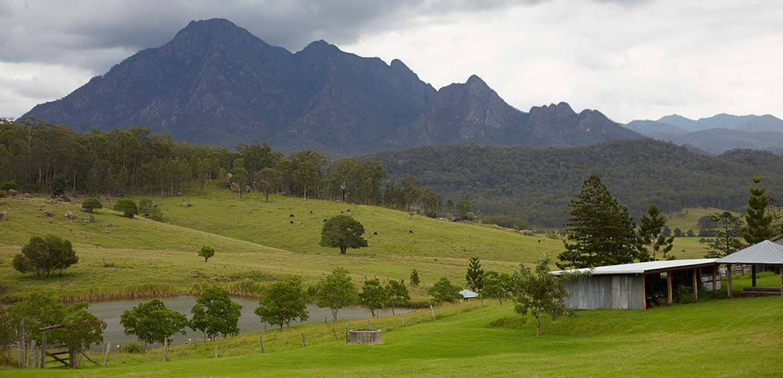 Mount Barney, Queensland