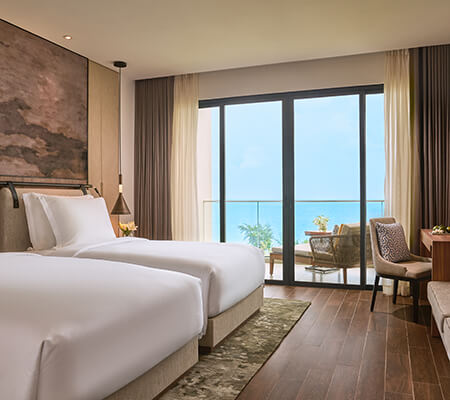 Superior Twin Room Seaview