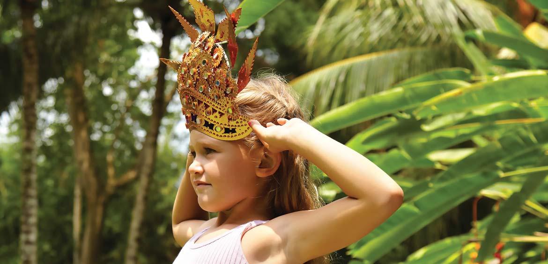 Cultural fun at Four Seasons Resort Bali at Sayan