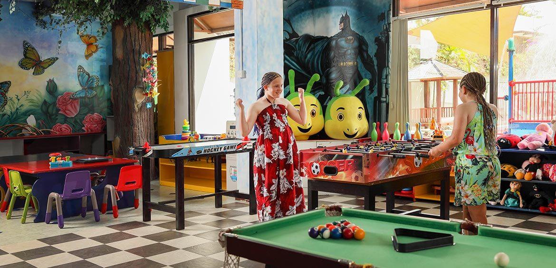 Kids club at Bali Dynasty Resort