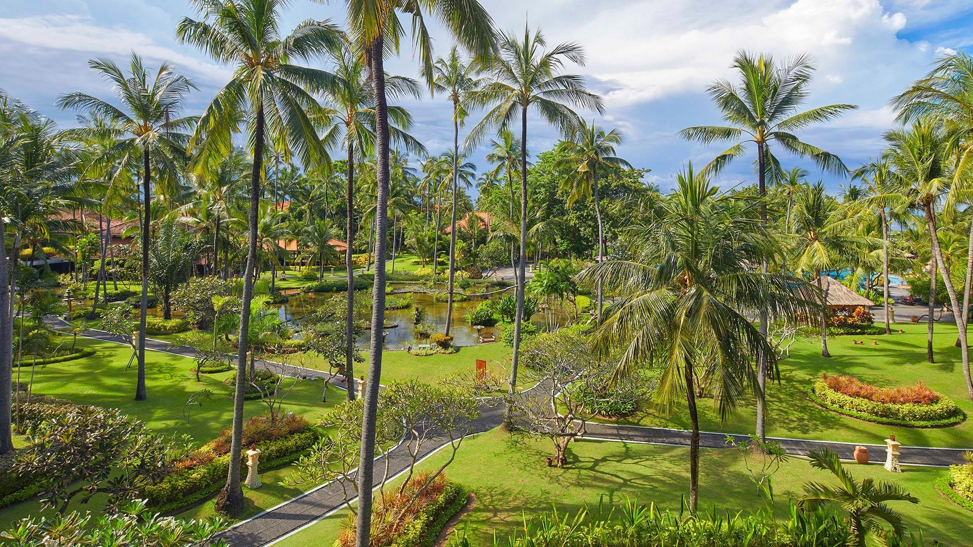 Melia Bali Garden View