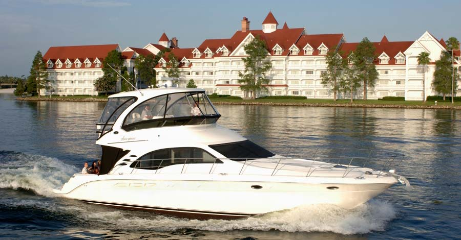 Disneys Grand 1 15.8-metre yacht