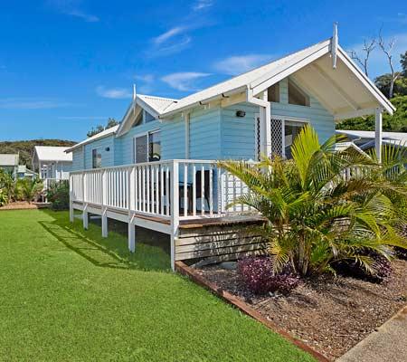 Garden Cabin at Blue Lagoon Beach Resort