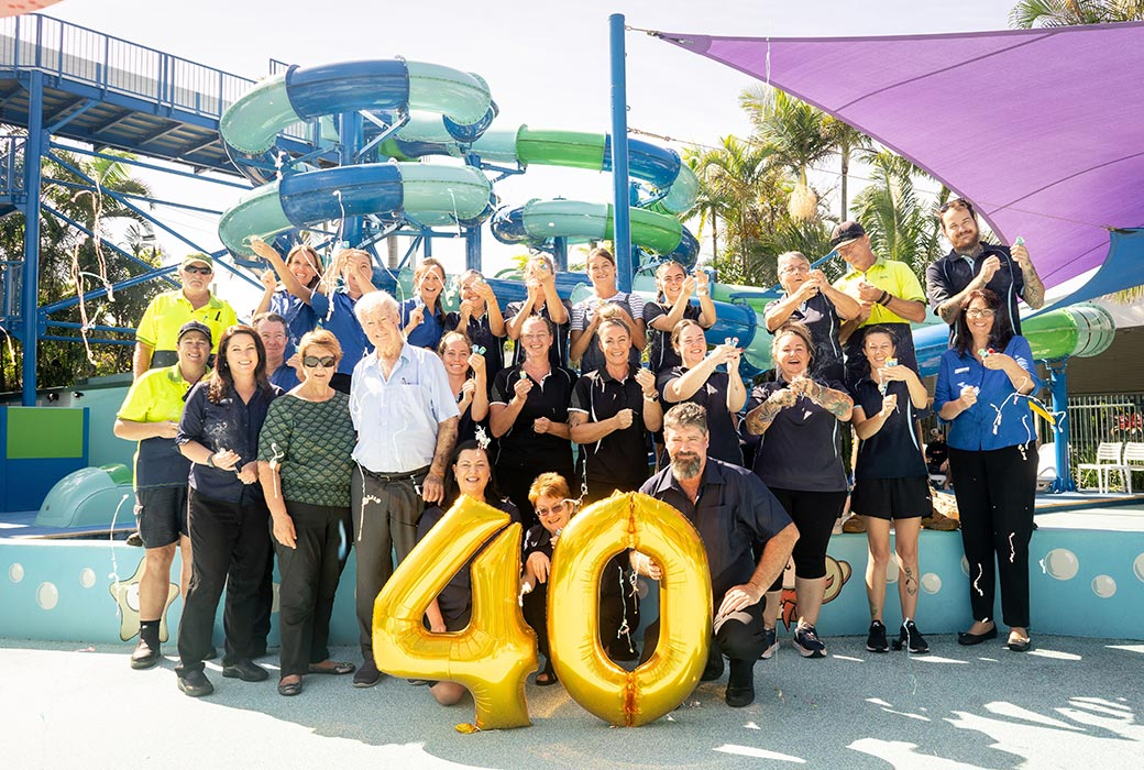 40 years of North Star Holiday Resort