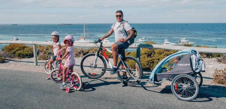 Explore Rottnest Island by bike