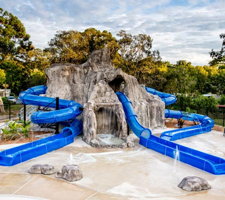 BIG4 Tweed Billabong waterpark