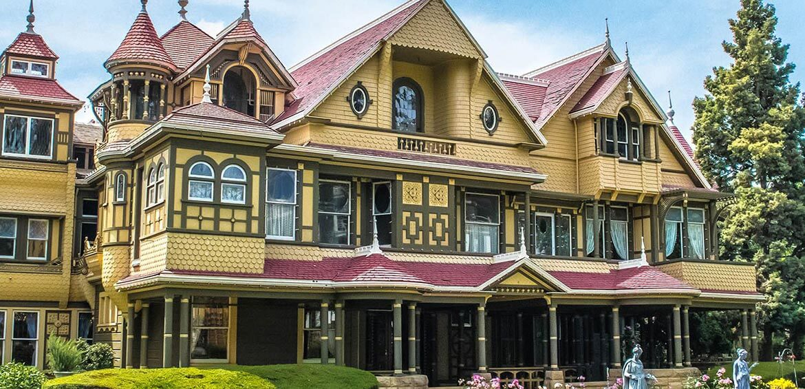 Winchster Mystery House, California