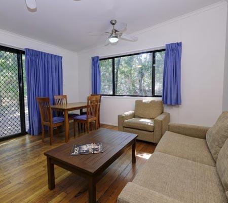 Eco Spa Villas Tiona Holiday Park