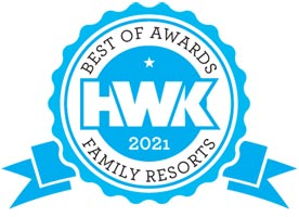 Best family resorts awards