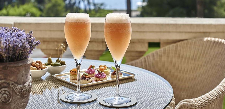 Hotel du Cap-Eden-Roc's fabulous bellini
