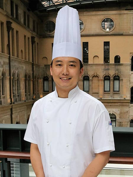 Kenny Kong, Chef De Cuisine