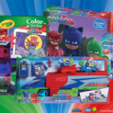 Say thank you to the big heroes in your life for a chance to win a PJ Masks bundle!