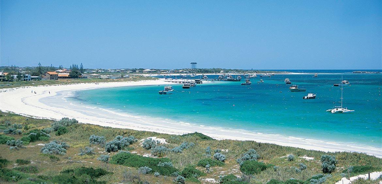 Lancelin beachfront