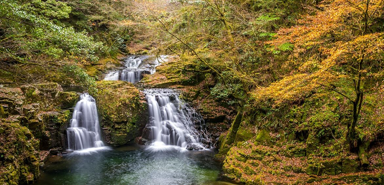 Akame 48 Waterfall, Japan