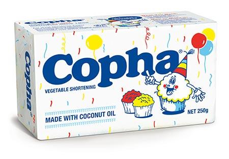 Copha product shot
