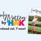 Download your FREE Family Matters by HWK ebook now