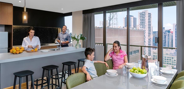 Family fun at Adina Hotels