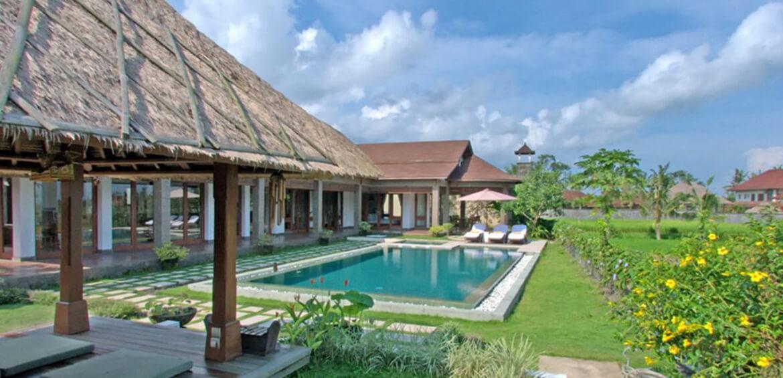 Pool at Villa Griya Aditi, Ubud